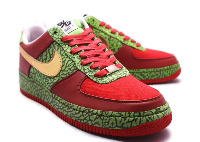 0dcd0f29 nike air force 1 low supreme i/o questlove 318931-671: CosaNostra ...